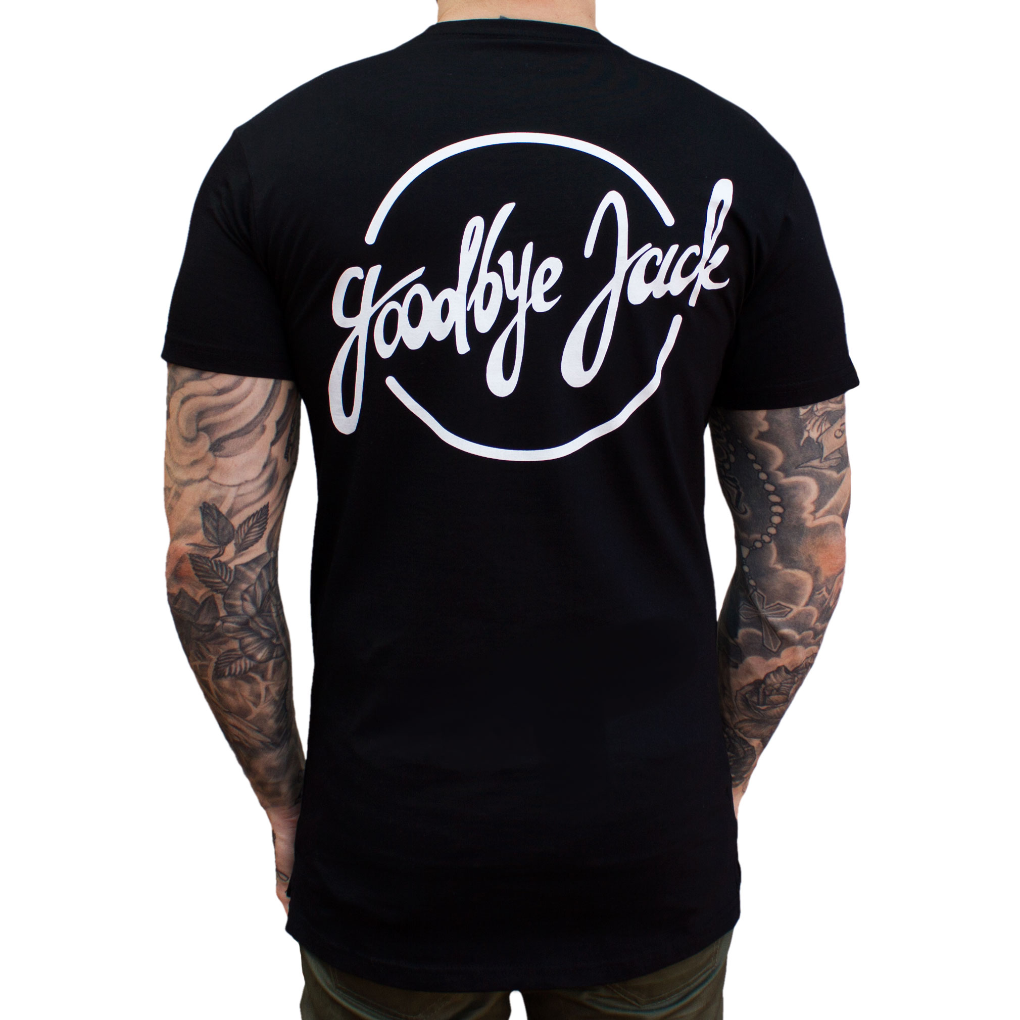 Original Tee Droptail Black