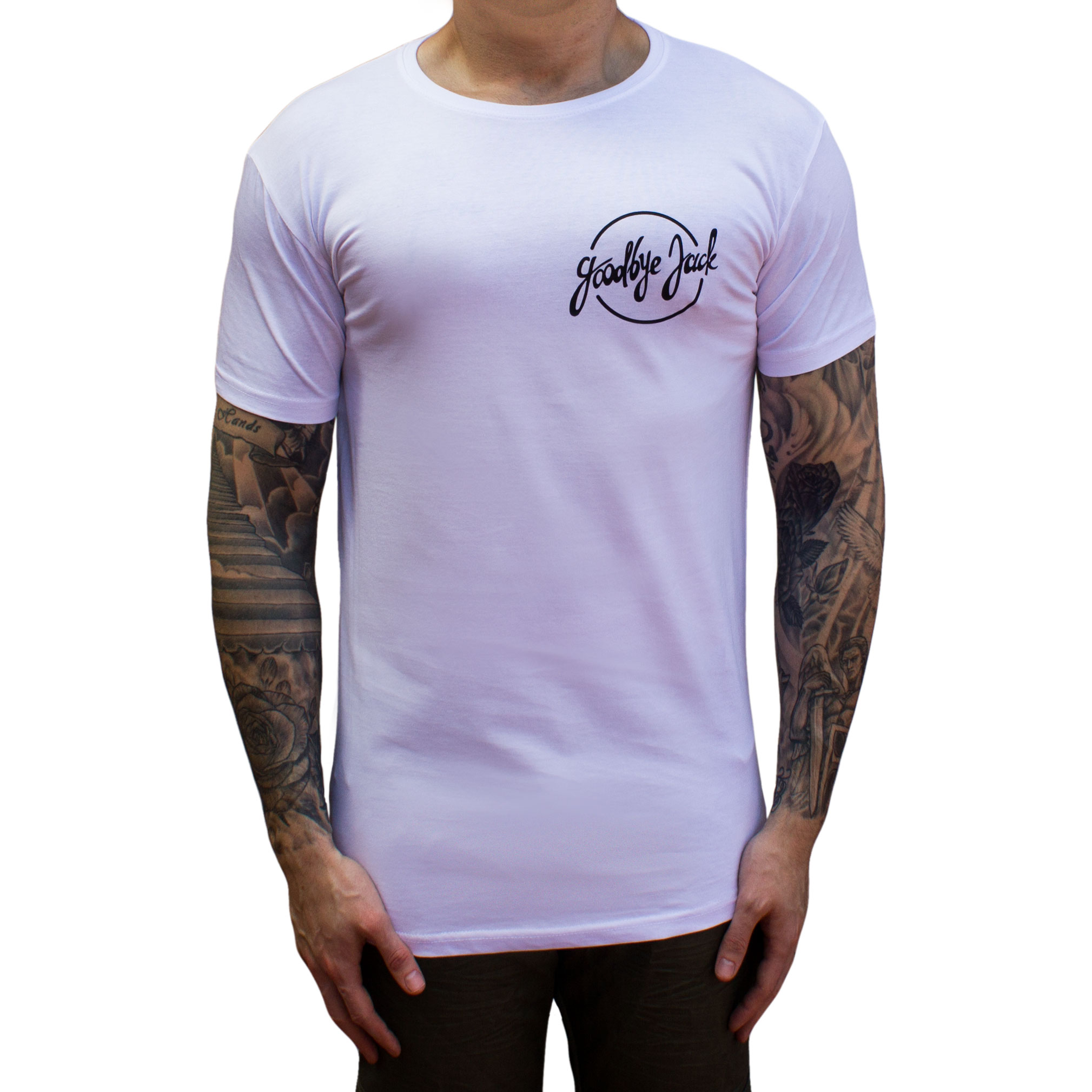 Original Tee Droptail White